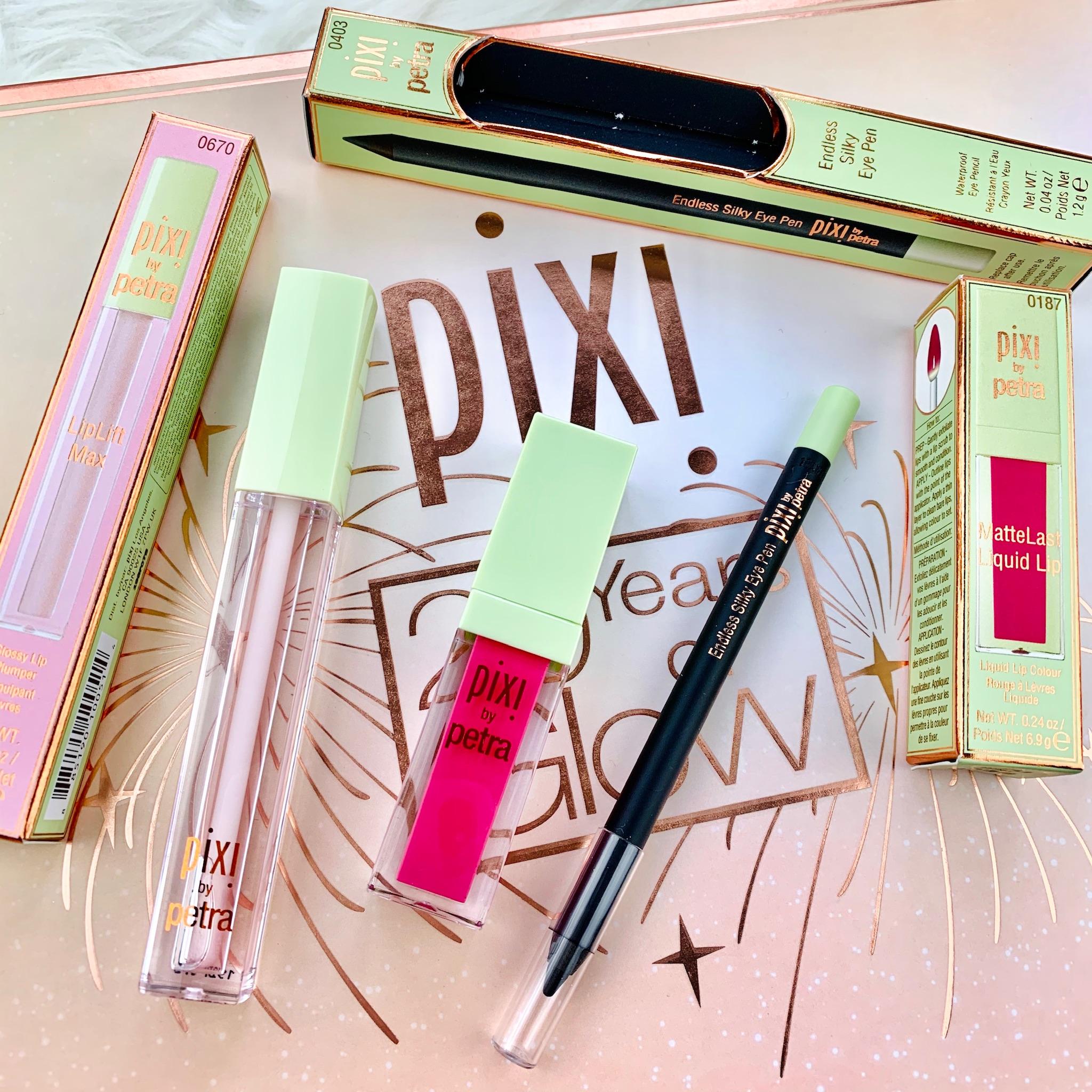pixi beauty #20yearsofglow