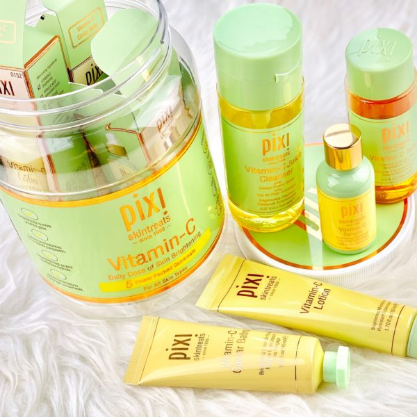 Pixi Beauty Vitamin C Collection