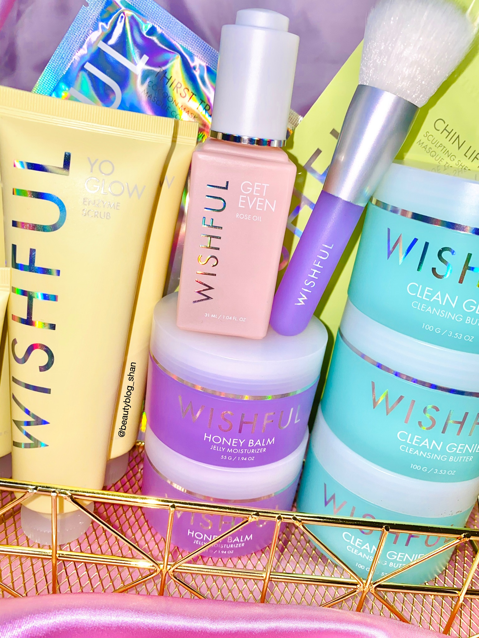 Wishful Skin collection